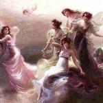 Богини Древней Греции