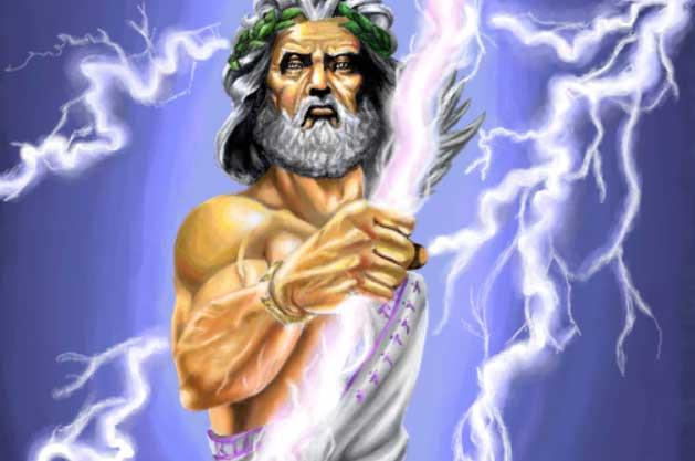 Громовержец Зевс