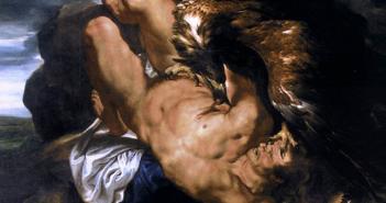 Суровые боги Древней Греции