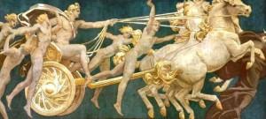 Богиня воительница в Древней Греции