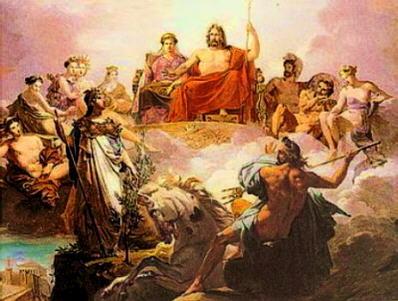 Древние Богини Греции
