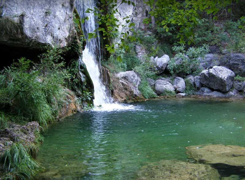 Природа горы Олимп