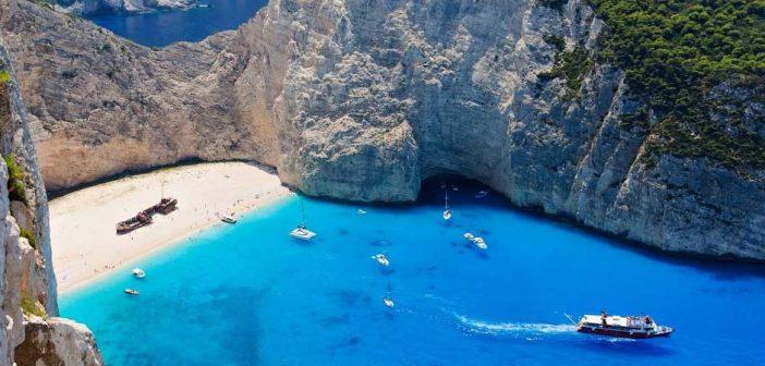 Какая погода в Греции в мае, на островах и материковой части