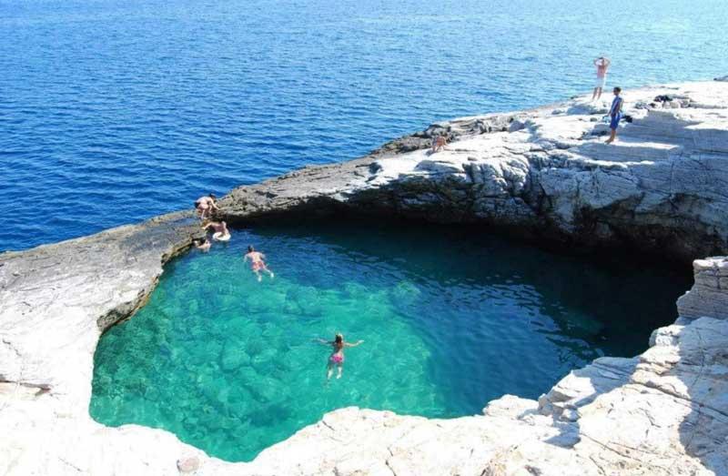 Достопримечательности Тасос Греция