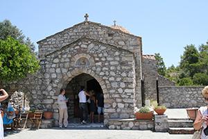 Деревня Сьяна - достопримечательности Родоса