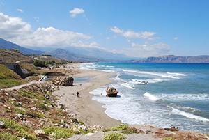 Пляж Георгиуполи