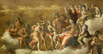 имена греческих богов