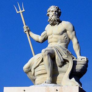 Древнегреческие боги созидатели
