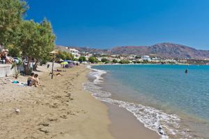 Остров Крит пляжи - Макриялос