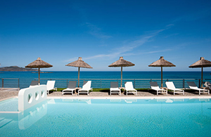 Отели Крита с песчаными пляжами
