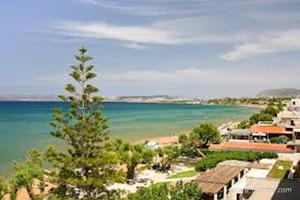 Песчаные пляжи Крита - Агия Марина