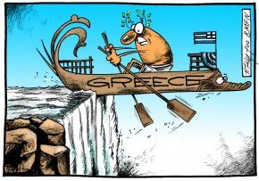 регулирование экономики греции