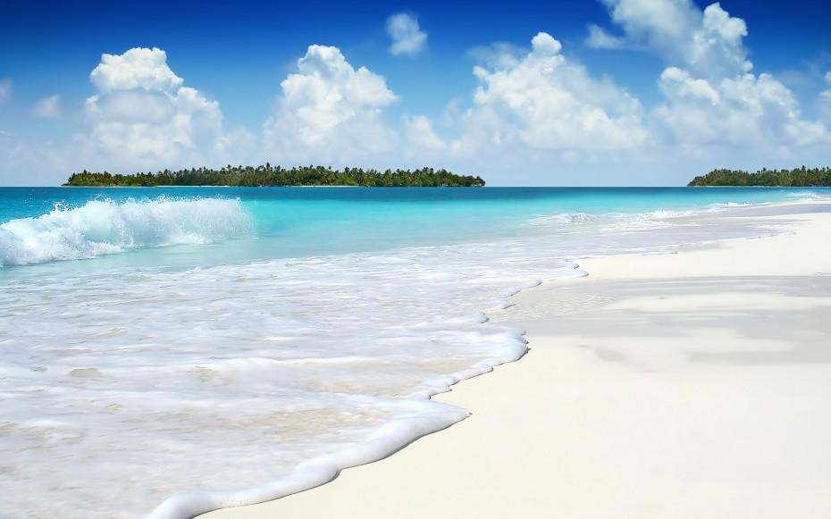 пляжи курортов корфу