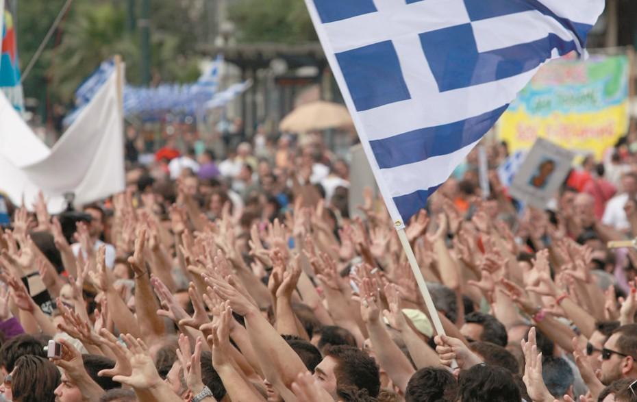переворот в греции