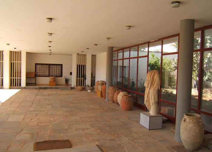 археологический музей Агиос Николас