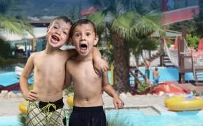 отдых с детьми в аквапарке