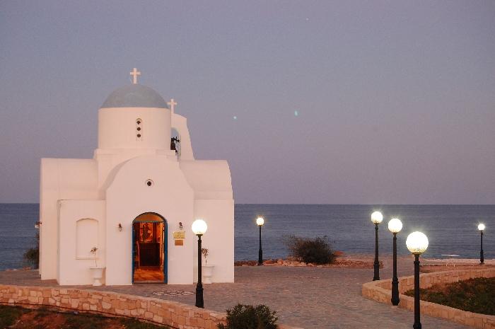 церковь св Николая Агиос Николас