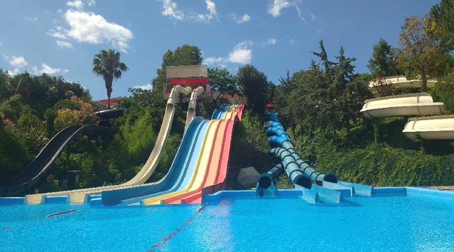 Limnoupolis Water Park Крит