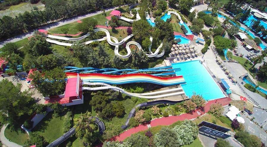 Limnoupolis Water Park на Крите