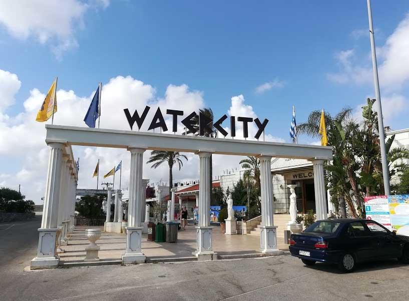 Аквапарк «Water City» Крит