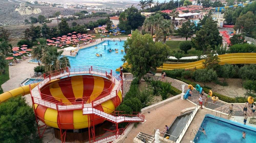 Аквапарк на Крите «Water City»
