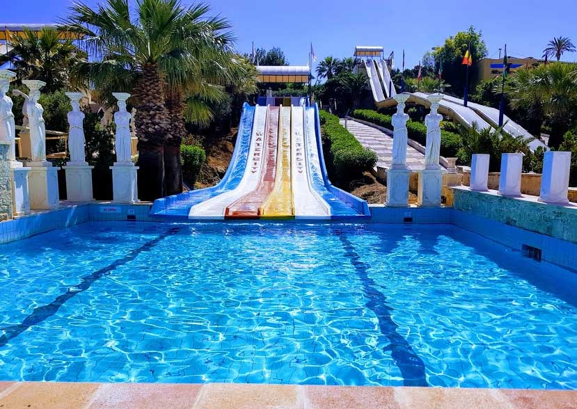 Water City на Крите