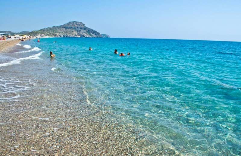 Пляж Афанаду