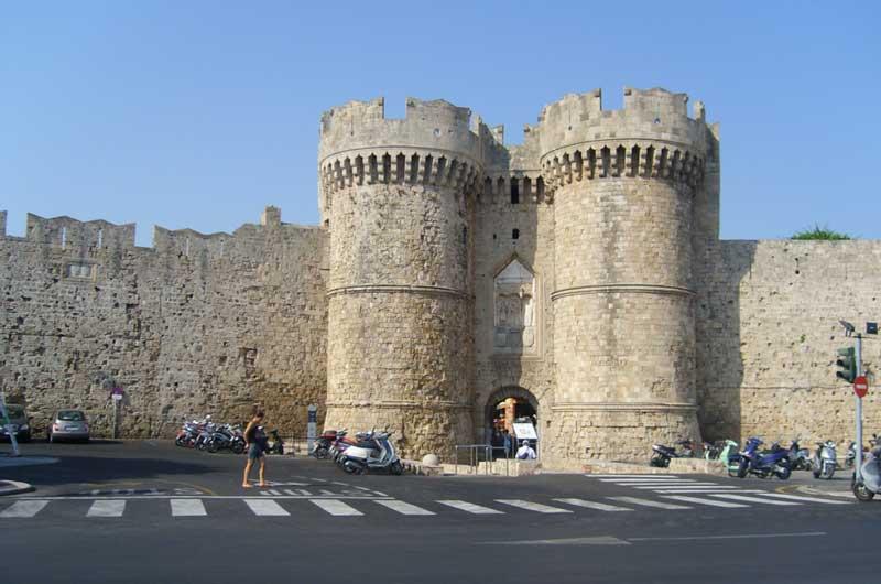 Родосская крепость