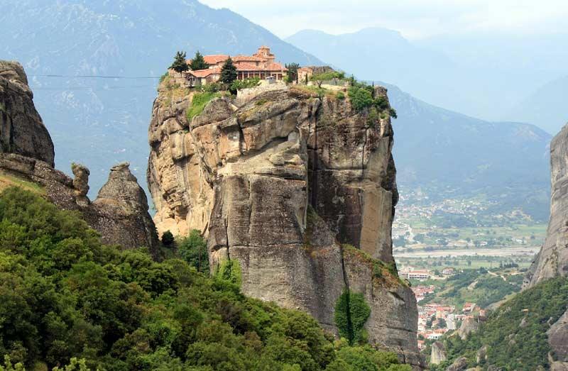 Монастырь Агия Триада