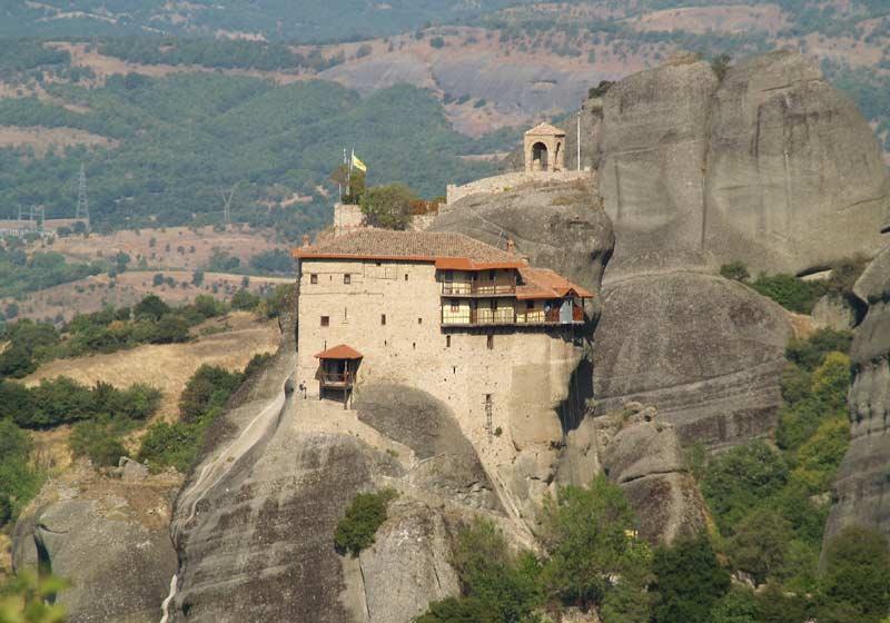 Монастырь Святого Николая Анапавсаса
