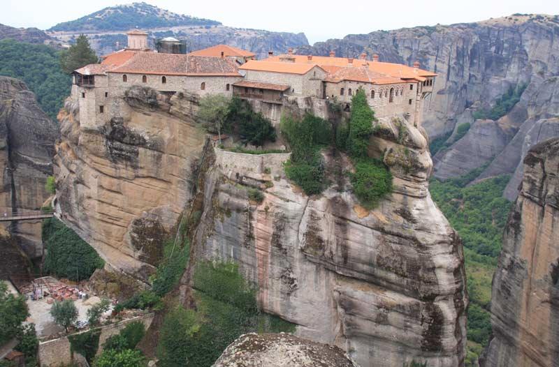 Преображенский монастырь (Великий Метеор)
