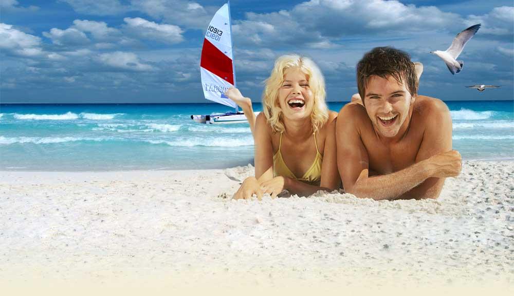 мраморный пляж тасос
