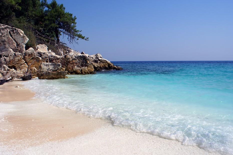 пляжи тасоса