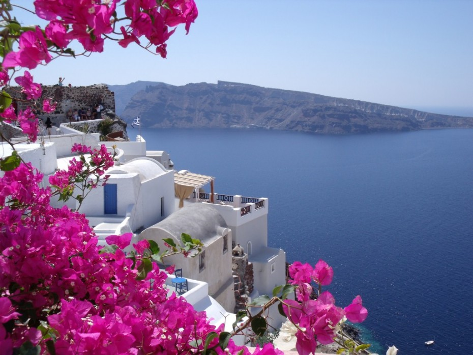 Курорты Греции в апреле