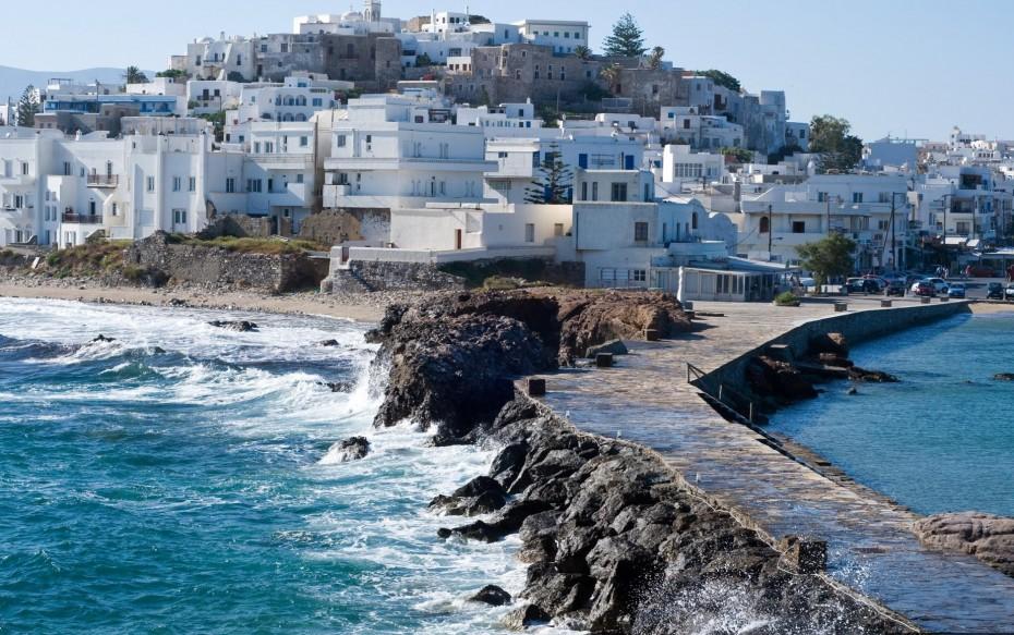 море в греции в октябре