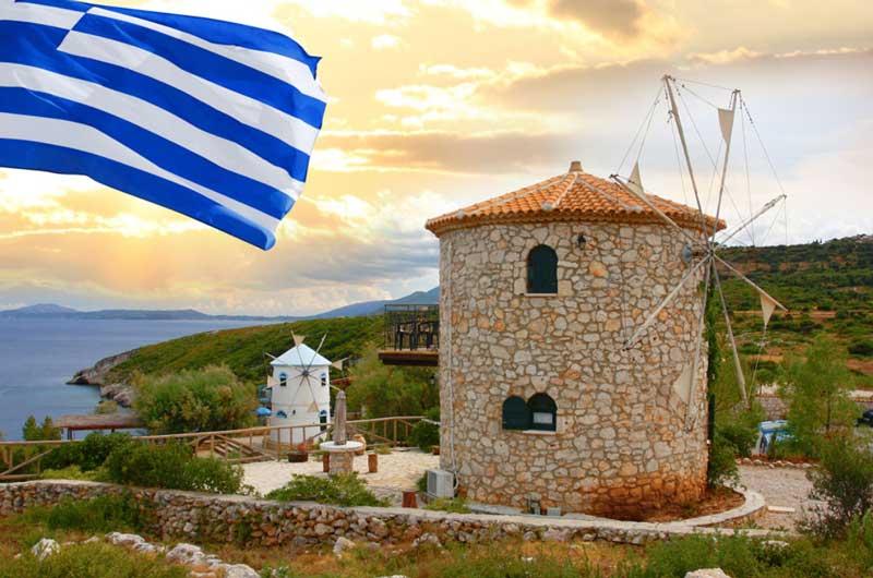Погода в Греции в марте