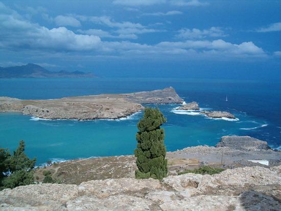 вода в греции в декабре