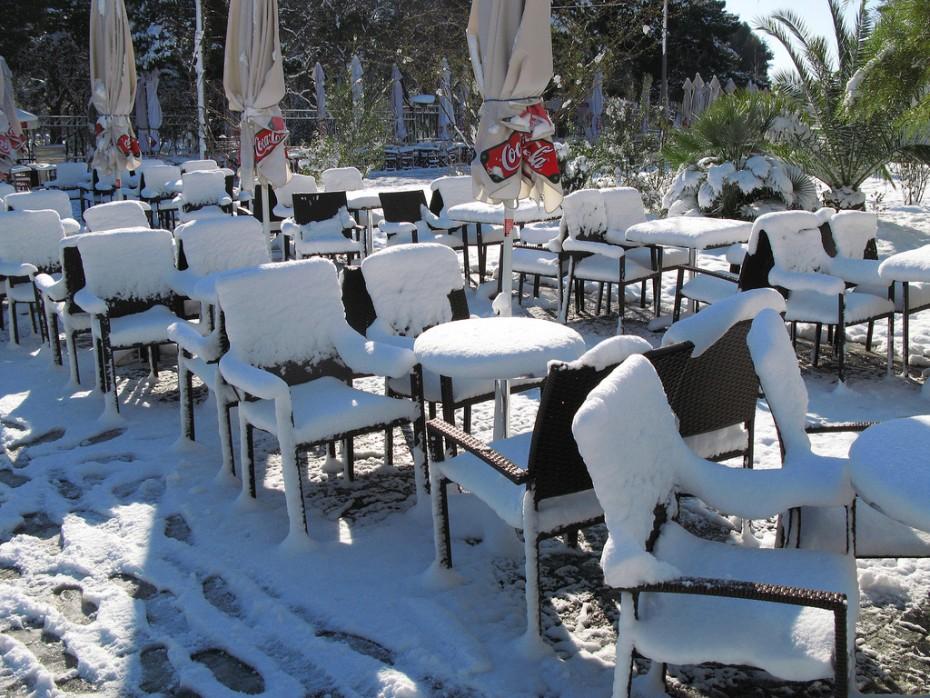 курорты греции в декабре