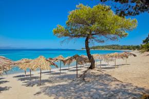 пляжи ханиоти