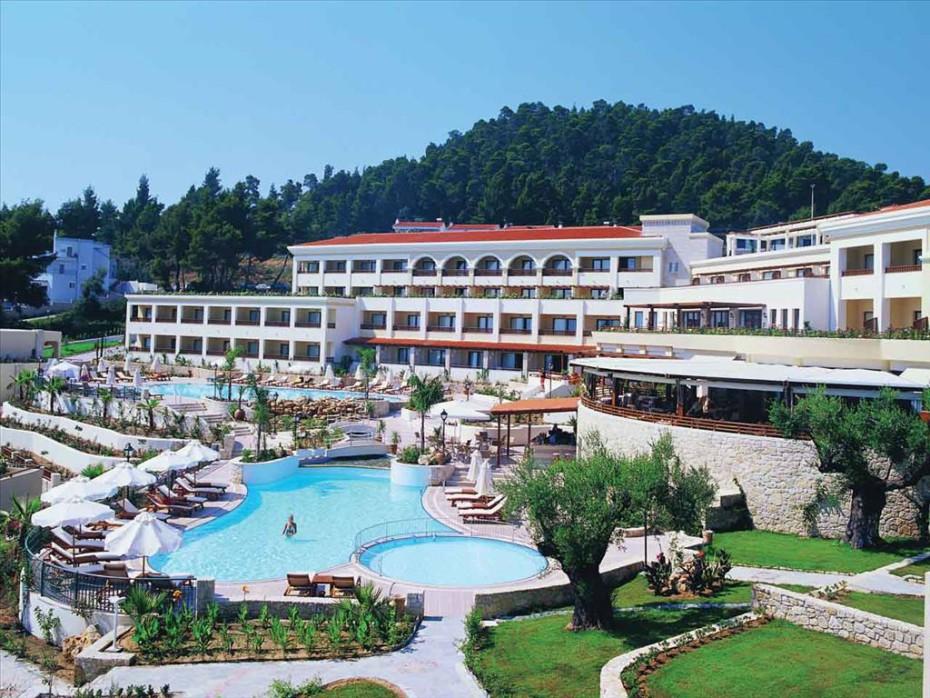 Отель Aegean Melathron
