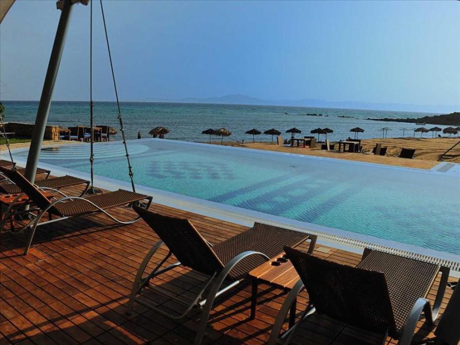 отель Odysseas Hotel