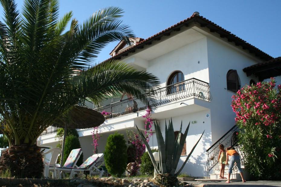 отель Villa Panorama Studios