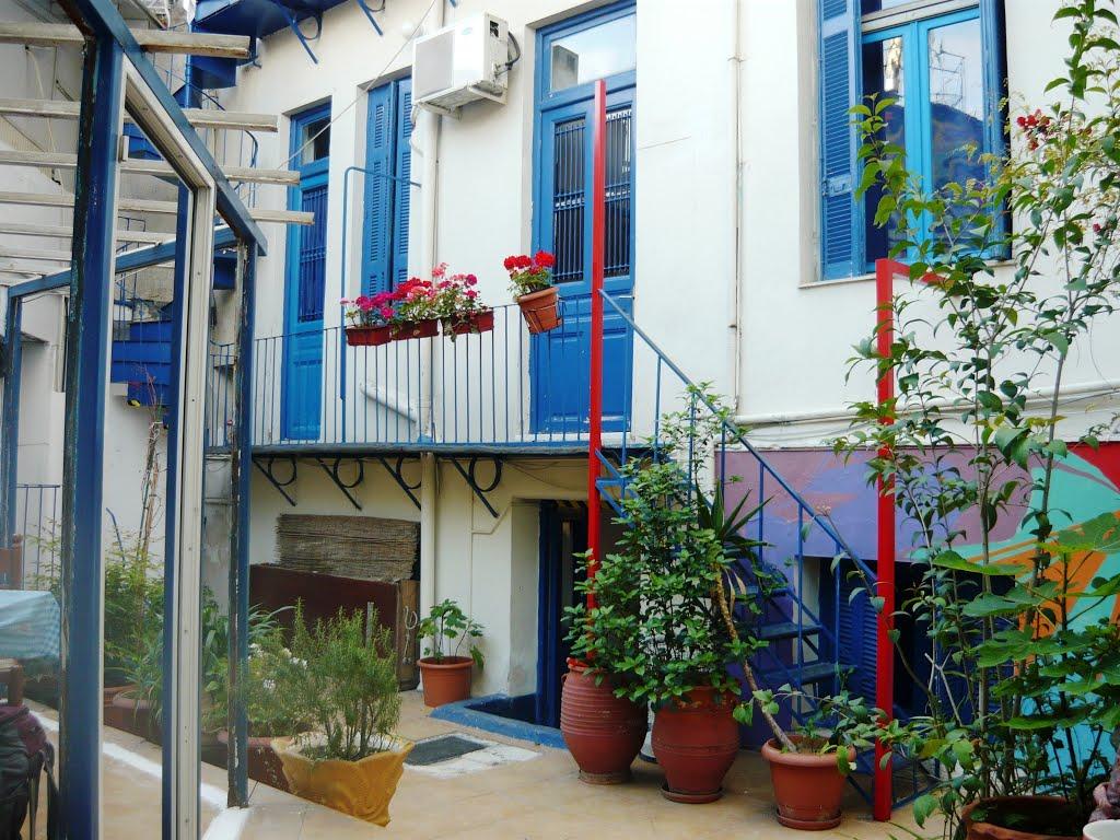 гостевые дома афины