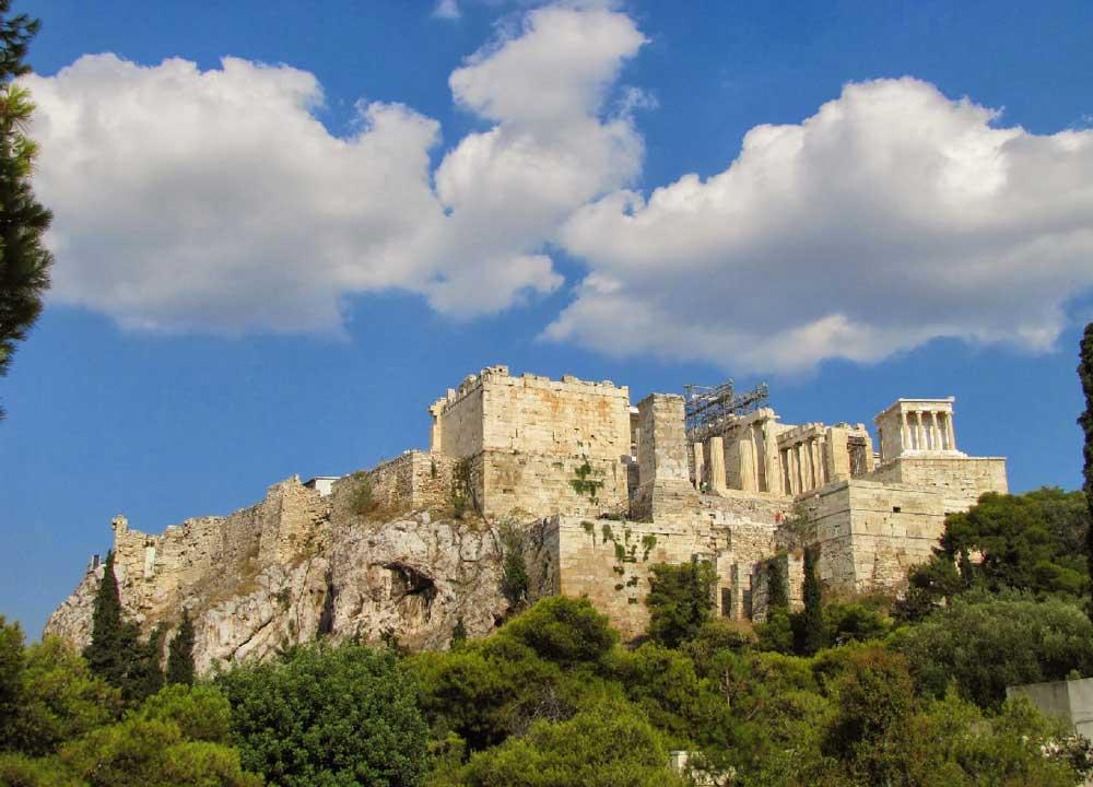 Акрополь Афины