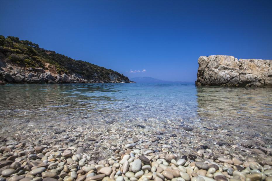 Пляж Ксигия Закинф