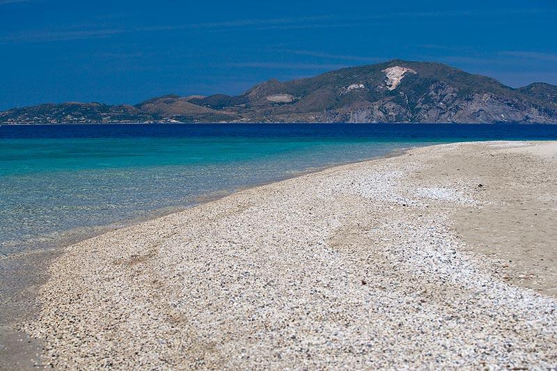 пляж черепашьего острова