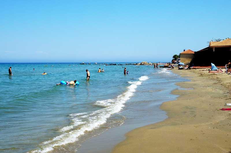 Аргаси пляж