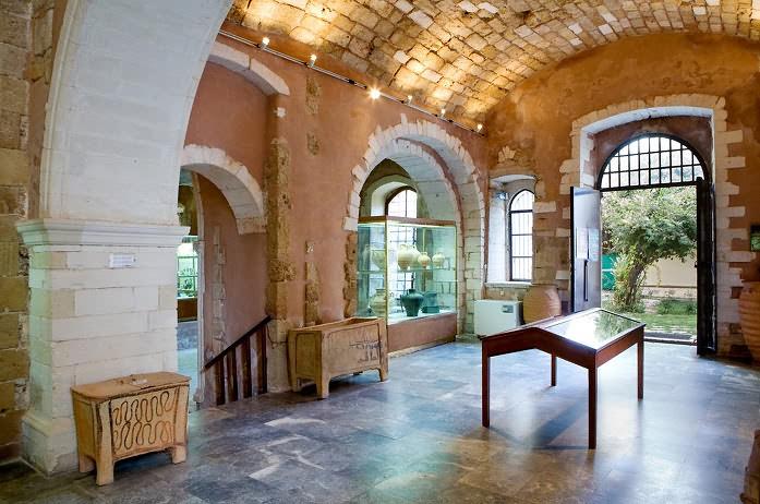 музей ираклион