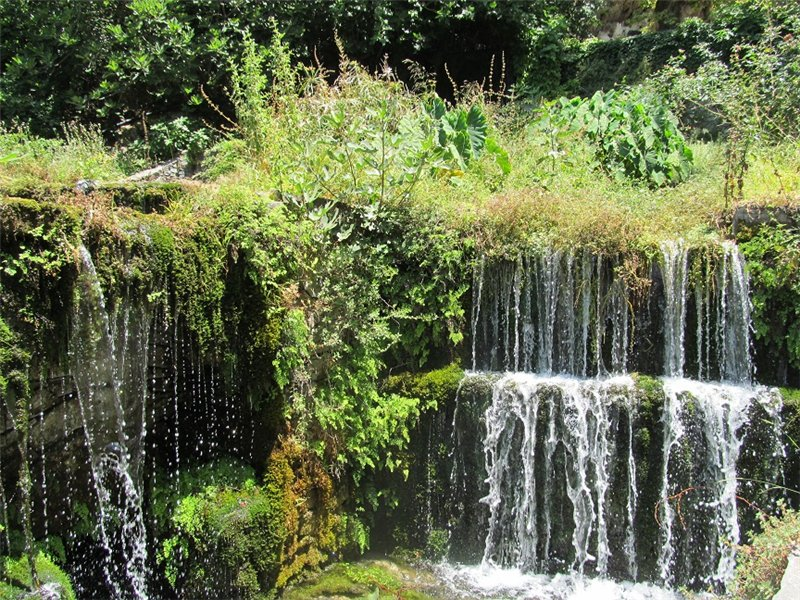 Водопады Ретимно