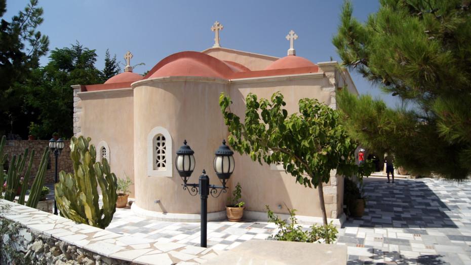 монастырь святой ирины